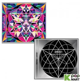 2NE1 Album Vol. 2 - Crush...