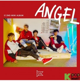 IZ Mini Album Vol. 2 - ANGEL