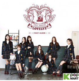 Lovelyz Vol. 1 - Girls'...