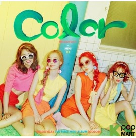 MelodyDay Mini Album Vol. 1...