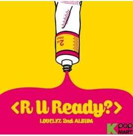 Lovelyz Album Vol. 2 - R U...