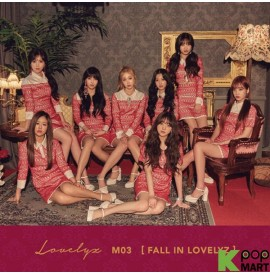 Lovelyz Mini Album Vol. 3 -...