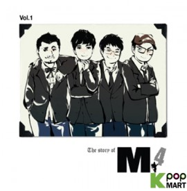 M4 Vol. 1 - The Story of M4