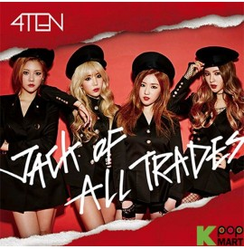 4TEN Mini Album Vol. 1 -...