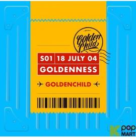 Golden Child Single Album...