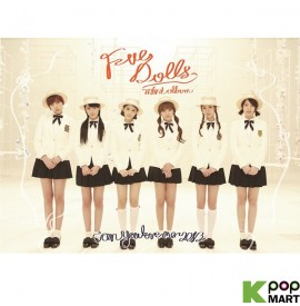 5DOLLS Mini Album Vol. 2 -...