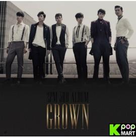 2PM Vol. 3 - GROWN (A Version)