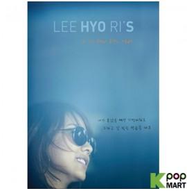 Lee Hyo Ri Single - Toc Toc...