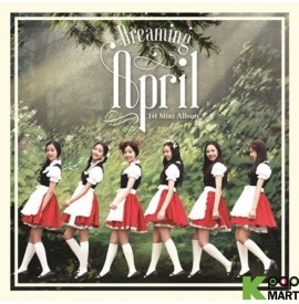 April Mini Album Vol. 1 -...