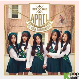 April Single Album Vol. 1 -...