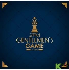 2PM Vol. 6 - GENTLEMEN'S...