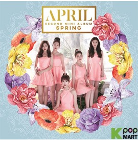 April Mini Album Vol. 2 -...