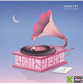 Honeyst Single Album Vol. 2