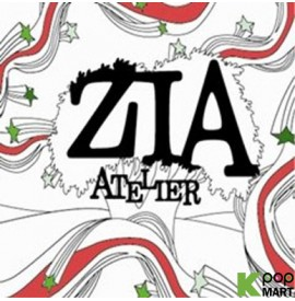 Zia Mini Album - Atelier