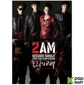 2AM 2nd Single Album - Time...