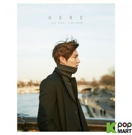 Lee Min Ho Photobook - HERE