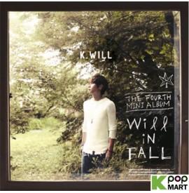 K.Will Mini Album Vol.4 -...