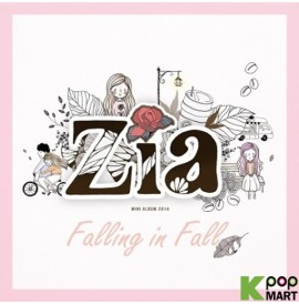 Zia Mini Album - Falling In...