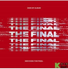 iKON EP - NEW KIDS : THE...