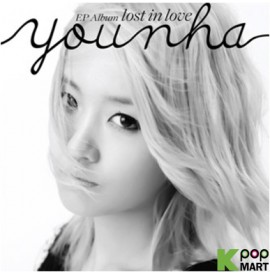 Younha Mini Album - Lost in...