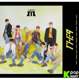 1THE9 Mini Album Vol. 1 - XIX