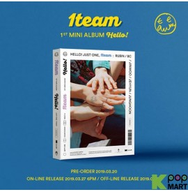 1TEAM Mini Album Vol. 1 -...