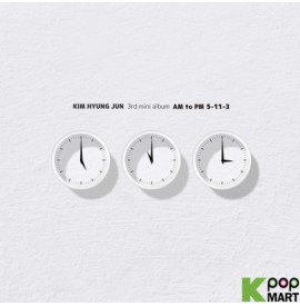 Kim Hyung Jun (SS501) Mini...