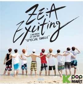 ZE:A Special Single Album -...