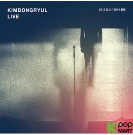Kim Dong Ryul Live Album -...
