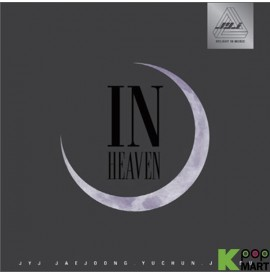 JYJ - In Heaven (Black)