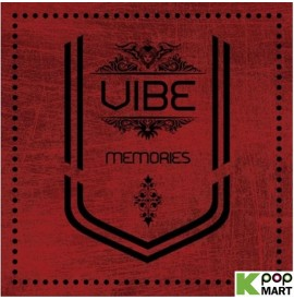 Vibe Best Album - Memories...