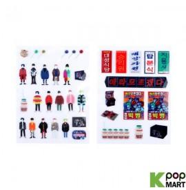 BIGBANG - [0TO10] STICKER