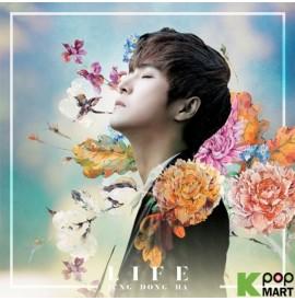 Jung Dong Ha Mini Album...