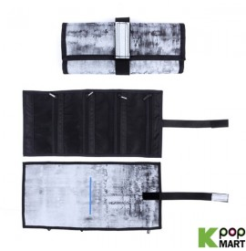 BIGBANG - [0TO10] TRAVEL POUCH