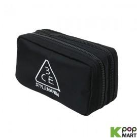 3CE - Compact Pouch Black