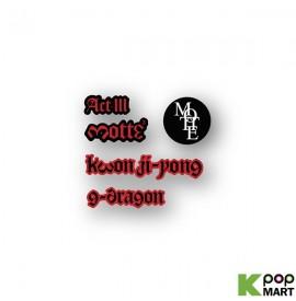G-DRAGON - [MOTTE] MAGNET SET
