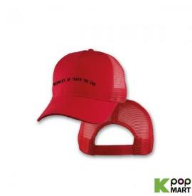 G-DRAGON - [MOTTE] MESH CAP