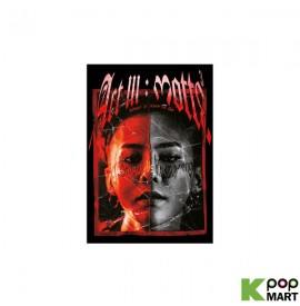 G-DRAGON - [MOTTE] ART POSTER