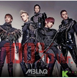 MBLAQ Mini Album Vol. 4 -...