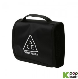 3CE - Wash Bag Small BLACK