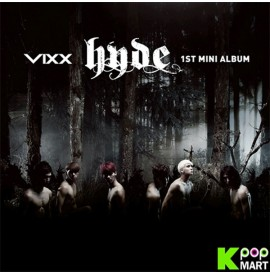 VIXX Mini Album Vol. 1 - Hyde