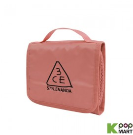 3CE - Wash Bag Small PINK...
