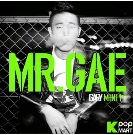 Gary (Leessang) Mini Album...