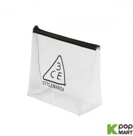 3CE - Clear Trapeze Pouch...