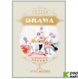 9Muses Mini Album Vol. 3 -...