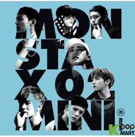 MONSTA X Mini Album Vol. 2...
