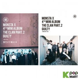 MONSTA X Mini Album Vol. 4...
