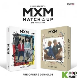 MXM (BRANDNEW BOYS) Mini...
