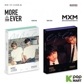 MXM (BRANDNEW BOYS) Vol. 1...