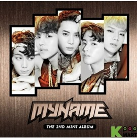Myname Mini Album Vol. 2